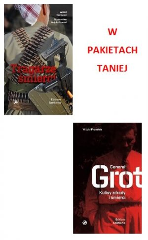 Tragarze Śmierci + Grnerał Grot Pakiet